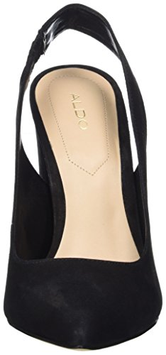 a Donna Col Black Scarpe Nero Aldo Tacco 93 Looker T Nubuck Cinturino con 8qy1YSw