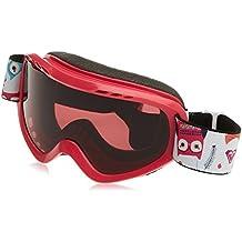 Roxy niña Sweet–Gafas de snowboard, talla única, color blanco