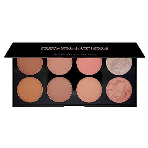 Makeup Revolution - Palette Ultra Blush et Contour - Hot Spice