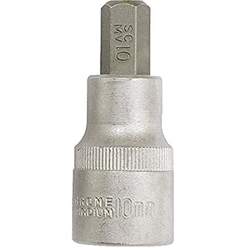 Uniqat Socket 1.27 cm allen 10 x 60 mm 9363C