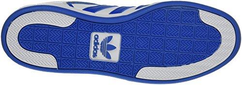 adidas Varial Low, Scarpe da Ginnastica Basse Uomo Bianco (Ftwr White/bluebird/ftwr White)