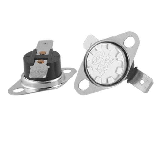 5PCS KSD301Temperatur Control Switch Thermostat 150Celsius, N.C.