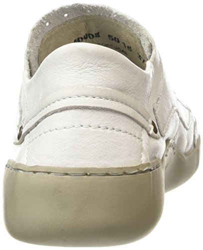 FLY London Teti240fly, Baskets Basses femme Blanc Cassé - Off White (OFFWHITE)