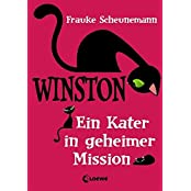 Ein Kater in geheimer Mission (Winston, Band 1)