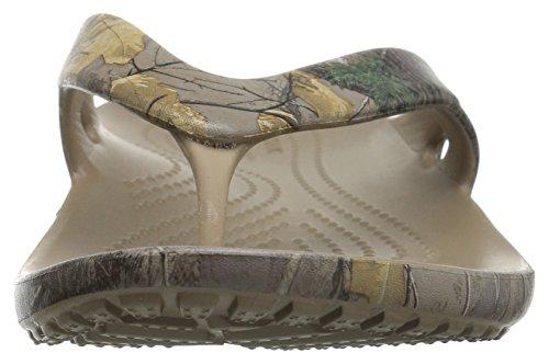 crocs, Sandali donna cachi