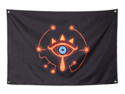 Ganondorf Kostüm Zelda Of Legend - Gift4Fever Legend of Zelda Sheikah Flagge 92x64cm
