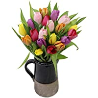 Fabulously Floral Mixed Tulips, 20 Stems