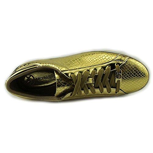 Michael Michael Kors Keaton Sneaker Synthétique Baskets pale gold