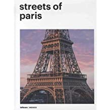 Streets of Paris - ein fotografisches Porträt der französischen Metropole (Deutsch, Englisch, Französisch) - 22x28,7 cm, 224 Seiten (MENDO)