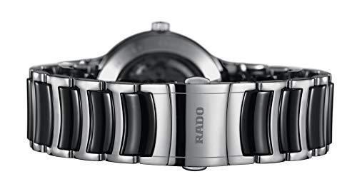 Céramique Automatique 38mm Homme Centrix Bracelet Rado R30178152 Montre PXukiZ