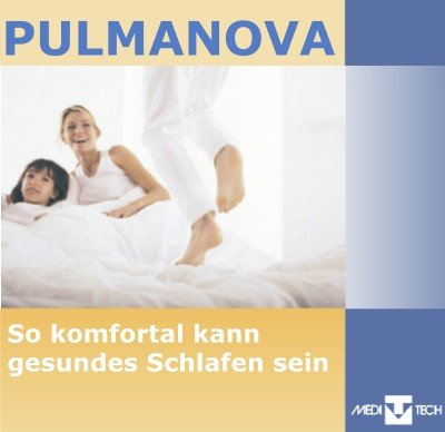 Pulmanova Encasing Deckenbezug Basic 135x200 cm