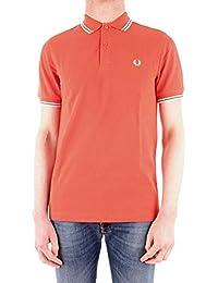 2825434a5de9f Amazon.es  Naranja - Polos   Camisetas