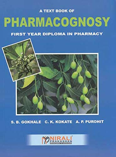 First Year Pharmacognosy