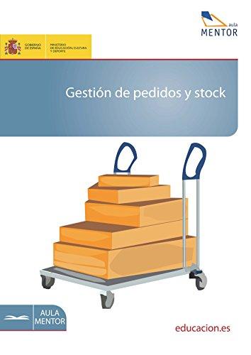 Gestión de pedidos y stock por José Rubio Ferrer