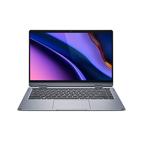 2019 XIDU PhilBook Max Touchscreen Laptops, 14.1″ FHD (1920 x 1080) 2-in-1 Convertible Laptop, Intel Apollo Lake, 6GB RAM 128GB SSD, Backlit Keyboard, G-Sensor, USB 3.0 , Windows 10 Ultrabook 41VAf6x8puL