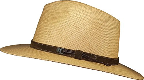 Panamahut in 5 Farben flache Form!, Farben:camel, Kopfgröße:L
