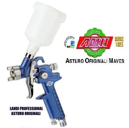 mini-aerografo-profesional-hvlp-spray-gun-125-cc-asturo-h-2000-nailon-ug-10-mm-excelente
