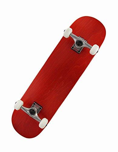 skateboard-in-acero-canadese-rosso-macchia-bianco-ruote