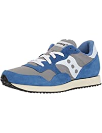 Saucony DXN Trainer Vintage Gry/Blu S70369-15, Baskets Mixte Adulte