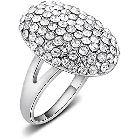 Platinum Plated full rhinestone midi finger High Quality Wedding Rings for Women (6)