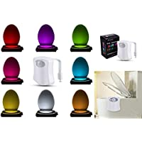 MSC toilette WC, luce notturna LED con sensore di movimento