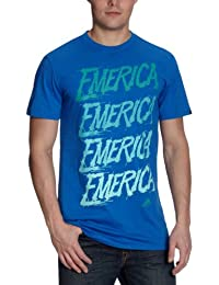 Emerica  Herren T-Shirt BLAHKA-BLAHKA S/S