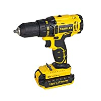 Stanley 18V Cordless Drill Driver - SCD20S2