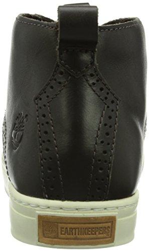Timberland EK Adventure 2.0 Cupsole FTM_Cap Toe Herren Hohe Sneakers Braun (Dark Brown)