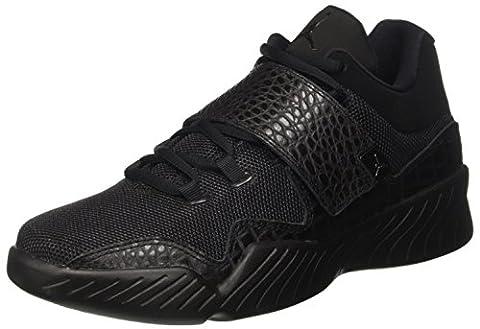 Nike 854557-001, Chaussures de Basketball Homme, Noir,