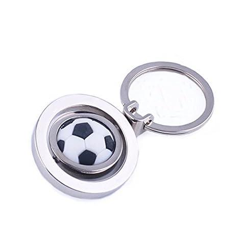 Incendemme Metall Schlüsselanhänger Ball Basketball Fußball Golfball Design Anhänger Metallguss Kreativität praktische cool Schlüsselbund keyring keychain Dekor