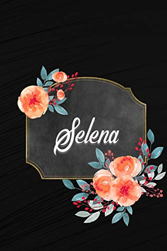 Selena: Personalized Journal for Women and Girls