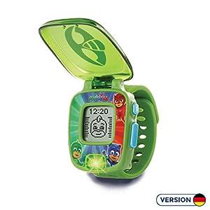 VTech Superlernuhr Gecko Lernuhr Kinderuhr,green
