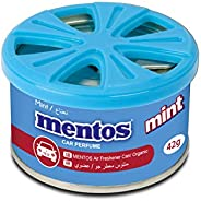 Mentos Car Air Freshener - Organic Fresh Mint, 2724629179302