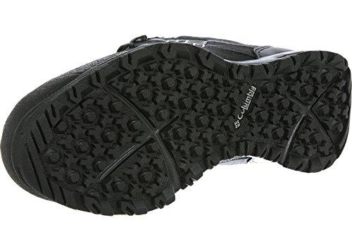 Columbia VENTRAILIA RAZOR OUTDRY, Chaussures de Randonnée Basses homme Noir