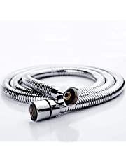 ALTON ALT2040 1.5 Meter, 304 Grade Flexible Shower Hose Pipe, Chrome