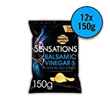 Sensations Balsamic Vinegar and Caramelised Onion, 150g (Pack of 12)