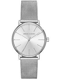 Armani Exchange Lola Reloj de Quartz plata