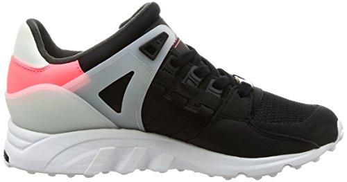 adidas EQT Support RF, Scarpe da Ginnastica Basse Uomo Noir