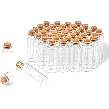 Amazon.es: botellas de cristal con corcho - Envío gratis