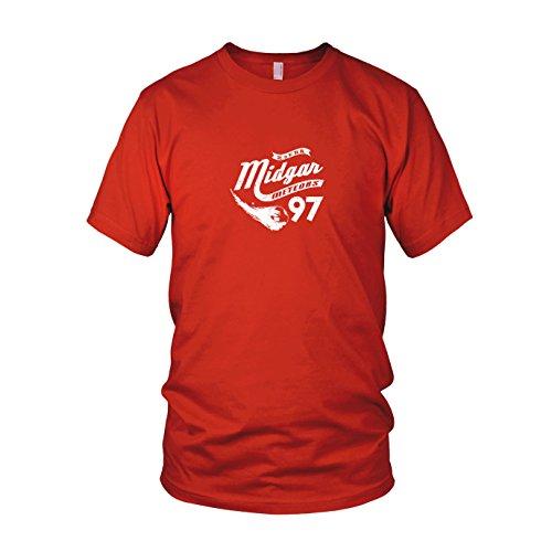 Midgar Meteors - Herren T-Shirt, Größe: XL, Farbe: - Chocobo Kostüm
