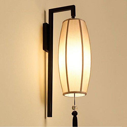 Kompakt-leuchtstofflampen Wand (rollsnownow Wandleuchte Wand und Wandleuchte und Farbe Weiß und Lampe LED, Leuchtstofflampe Kompakt (CFL) oder Glühlampe Wohnzimmer Esszimmer Küche Studie Schlafzimmer Toilette andere 60* 30cm)