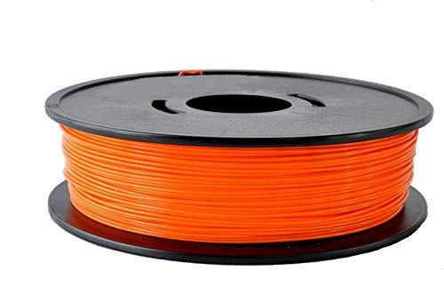Alambre 3D PLA naranja ARIANEPLAST 750 g 1,75 mm fabricado en Francia