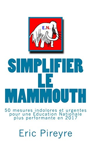 Simplifier le mammouth