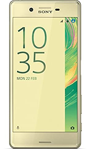 Sony Xperia X Smartphone (5 Zoll (12,7 cm) Touch-Display, 32GB