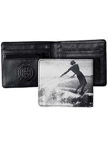 ritage Print Bi-Fold Zip Soularch Wallet Geldbörse ()