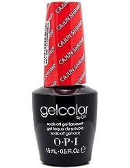 OPI Gelcolor -Gel Colour - CAJUN SHRIMP - 15ml