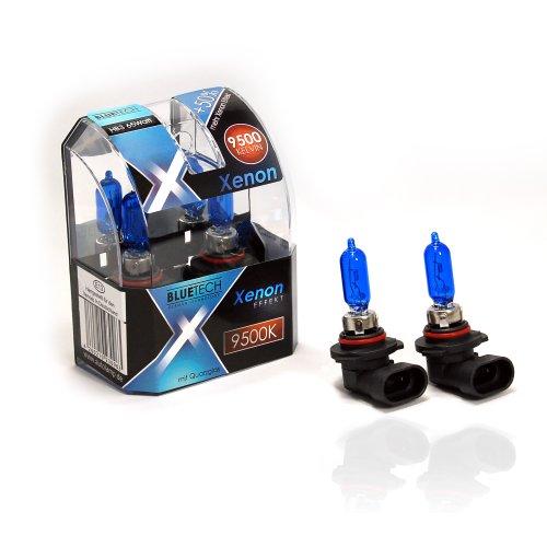BLUETECH HB3 60W 9500K Xenon Effekt. 2er Set mit StVZO Zulassung