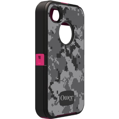 Otterbox Defender Case für Apple iPhone 4S Urban IMD rosa (Iphone 4 Otterbox 4s)