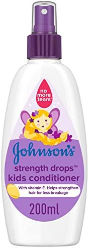 Johnson's Strength Drops Kids Conditioner Spray, 2
