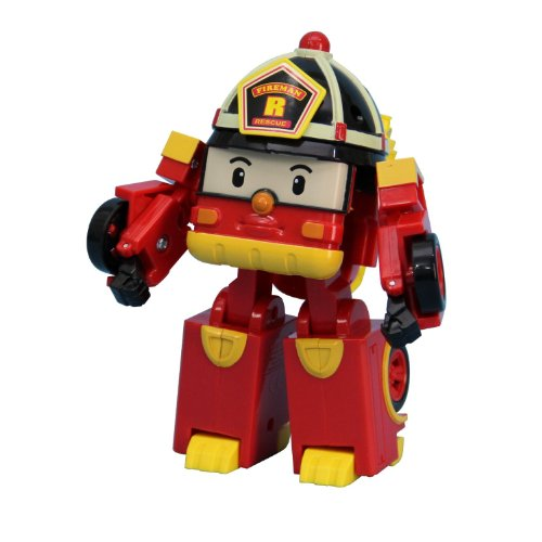Robot Poli (Robocar Poli, Roy, Transforming toy robot)